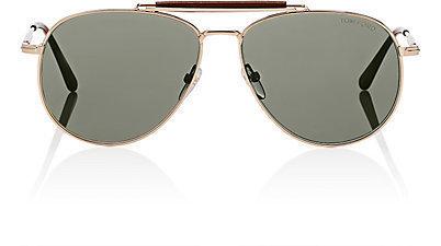Sean Metal Sunglasses