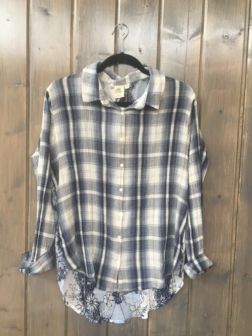 Iron Horse Still Water Button Down