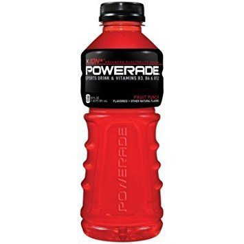 Powerade - Fruit Punch 20oz