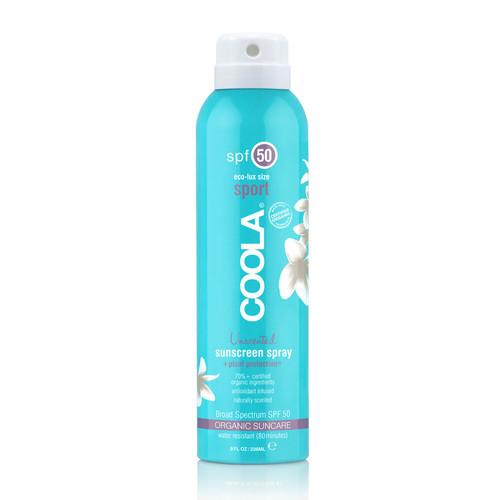 Unscented Spray SPF 50 8oz