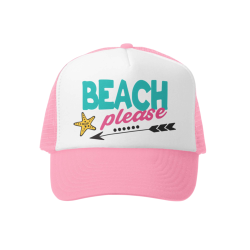 Beach Please Hat