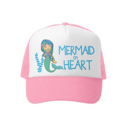 Mermiad at Heart Hat