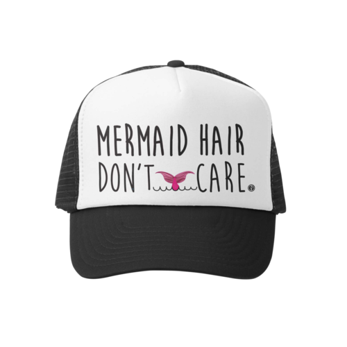 Mermaid/Hair Don't Care Hat