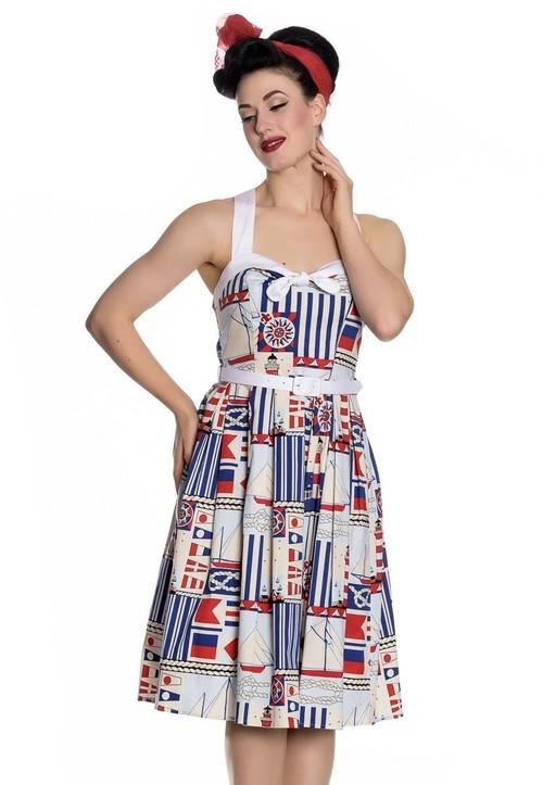 Lighthouse 50's dress