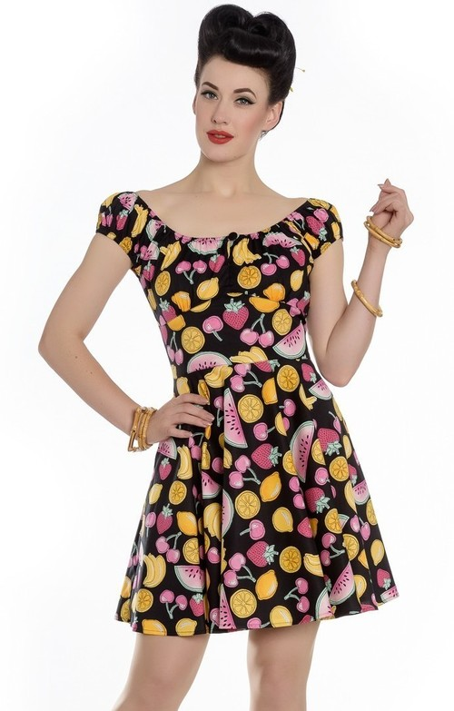 Tutti Frutti Mini Dress