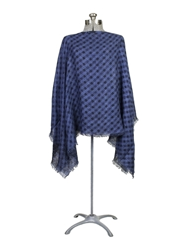 Duo Jeans Poncho