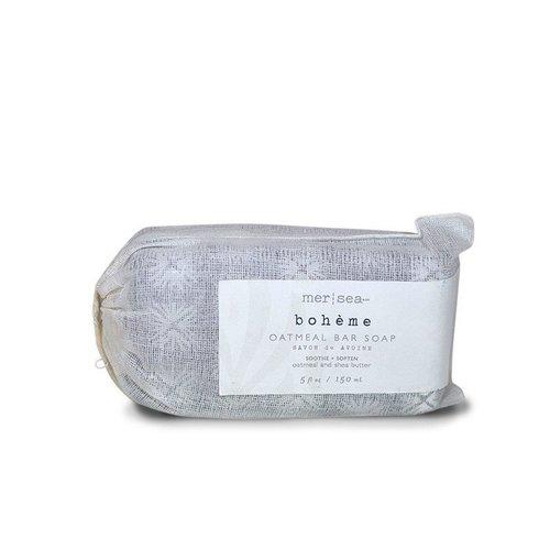 Boheme Oatmeal Bath Soap