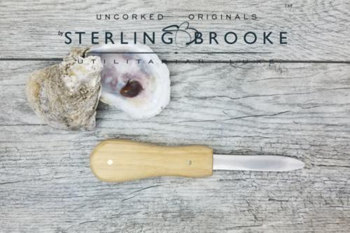 Naturalist Oyster Shucker-Knife