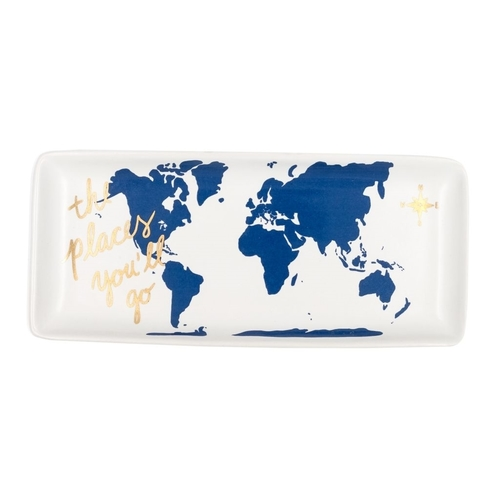 Places You'll Go Trinket Tray