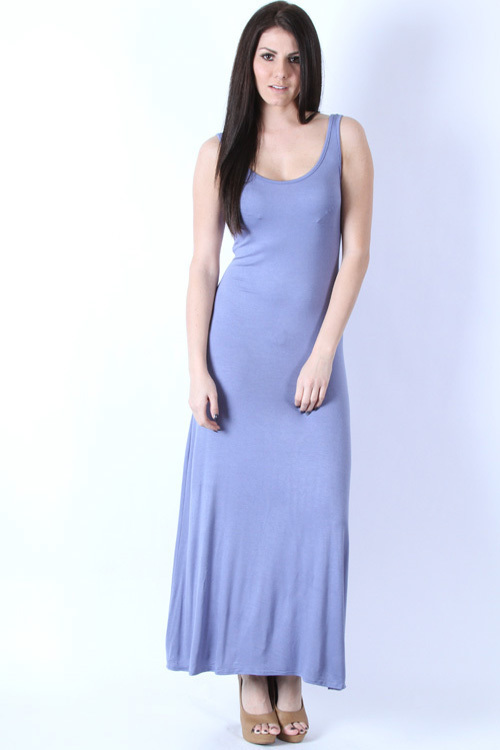 Easy Breezy maxi dress (Purple)