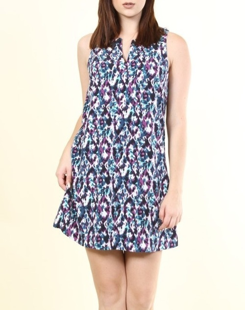 Minx shift dress