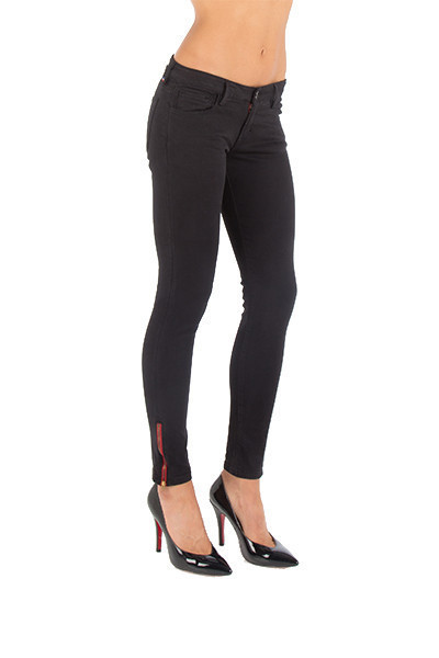 Signiture Skinny with Side Zip