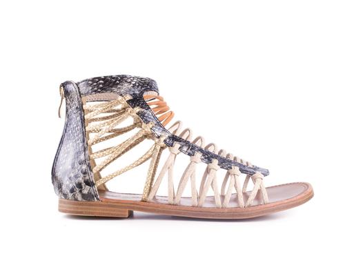 Ally Beige Sandal