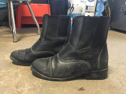 Consignment Women's Zip Paddock Boot