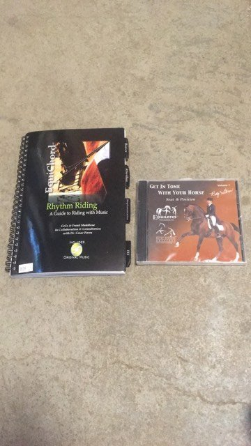Consignment Equichord Dressage Book & CD