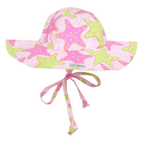 Starry Reef Floppy Hat