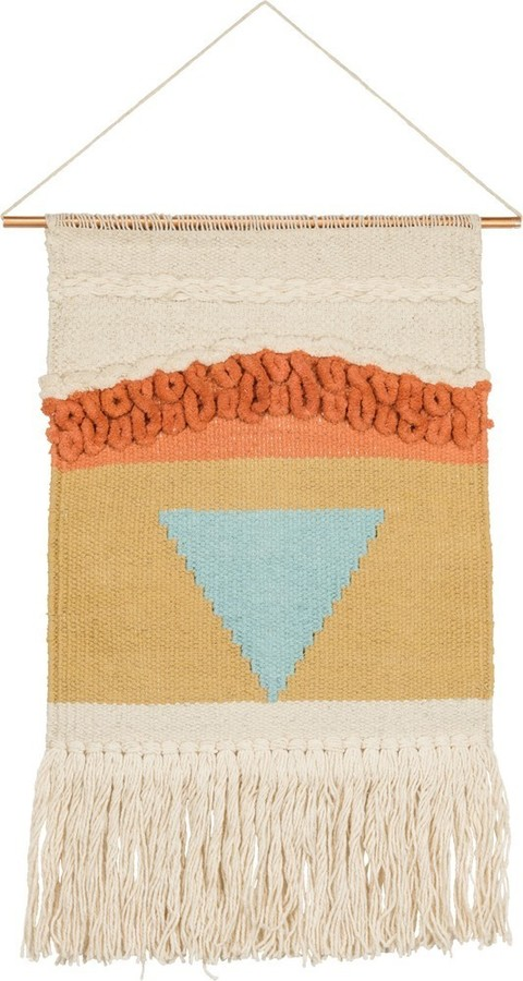 Voyager Woven Wall Hanging