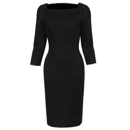Taylor Dress in Black