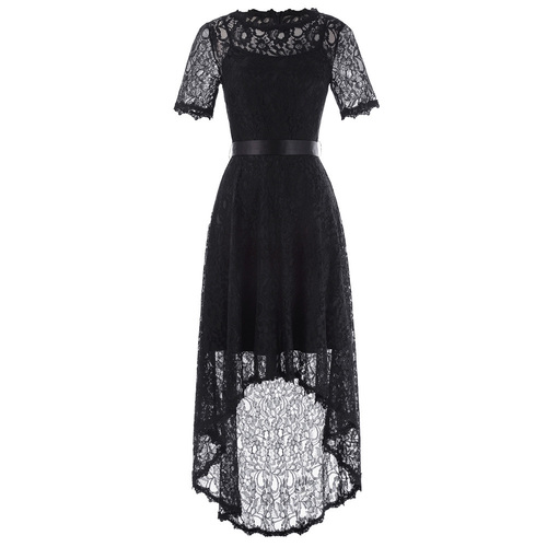 Stevie dress in Black