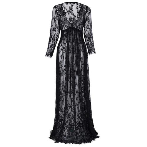 Solstice dress in Black