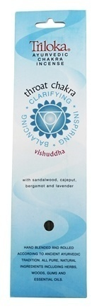 Throat Chakra Incense