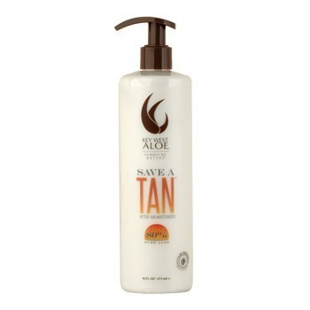 Save a Tan Pump Bottle