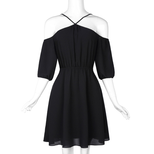 Stevie mini dress in black