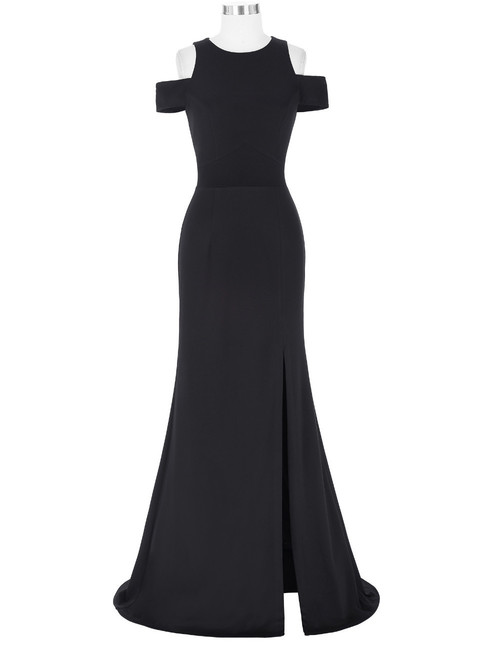 Astrid Maxi Dress in Black