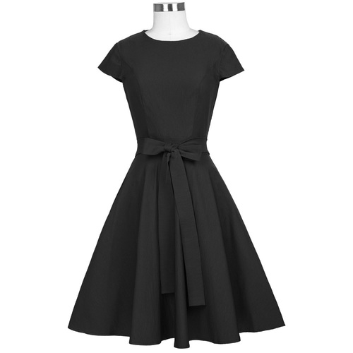 Diana dress in Black