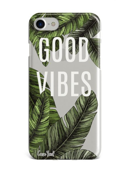 Good Vibes iPhone Case