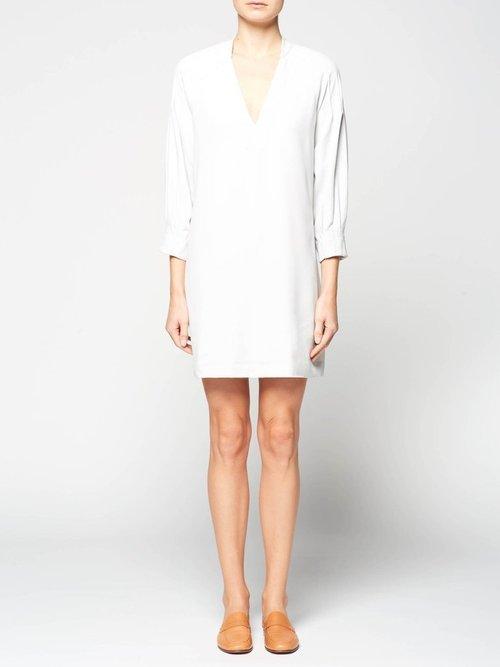 Lysett Pleated Dress