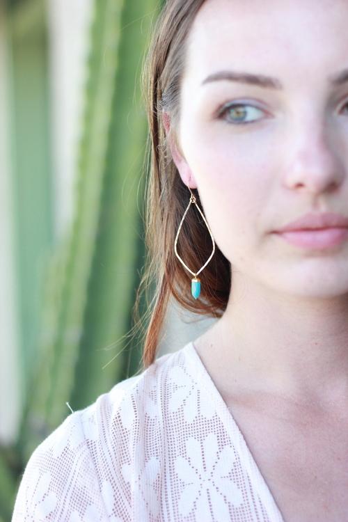 BUDAPEST Earring