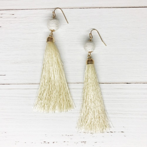 Ball Thread Tassel Dangle