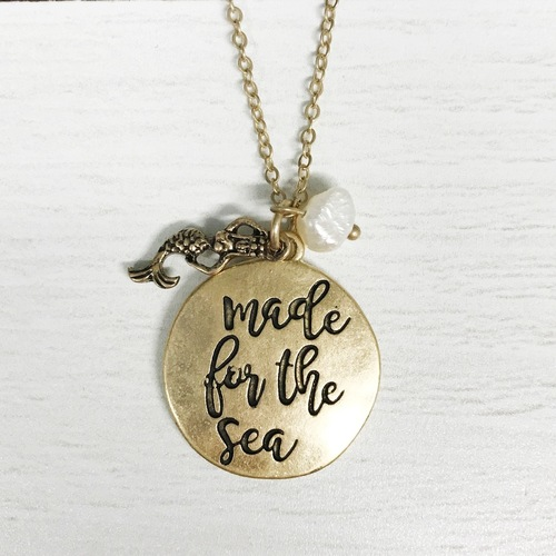 Made For The Sea Necklace