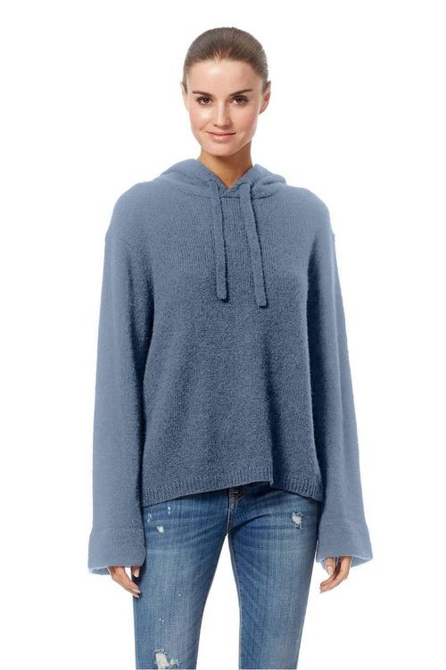 ARIONNA - Cashmere Hooded Pullover