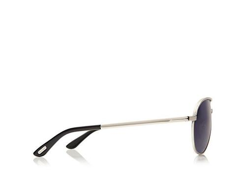 Marko Sunglasses 5818N - Rhodium