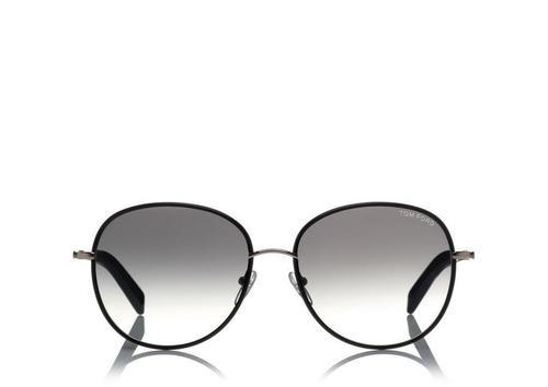Georgia Sunglasses - 5901 Black