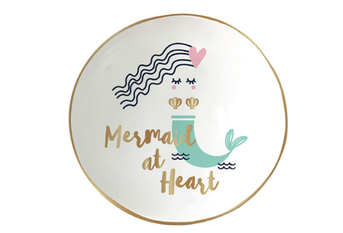 Mermaid at Heart Trinket Tray