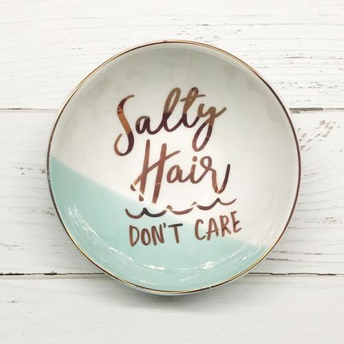 Salty Hair Trinket Bowl
