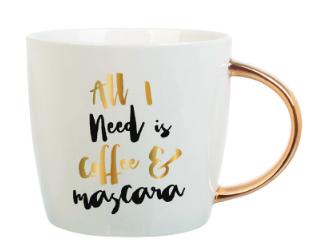 All I Need Coffee & Mascara Mug