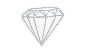 Diamond Die Cut Foil Napkins