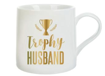 Trophy Husband Caroline Mug