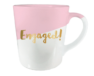 Engaged Wedding Mug