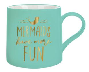 Mermaids Have Fun Caroline Mug