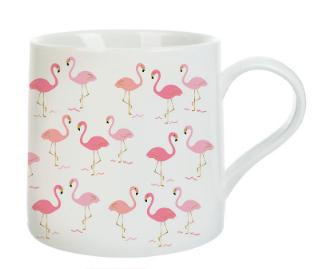 Flamingo Caroline Mug