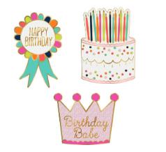 Birthday Pins