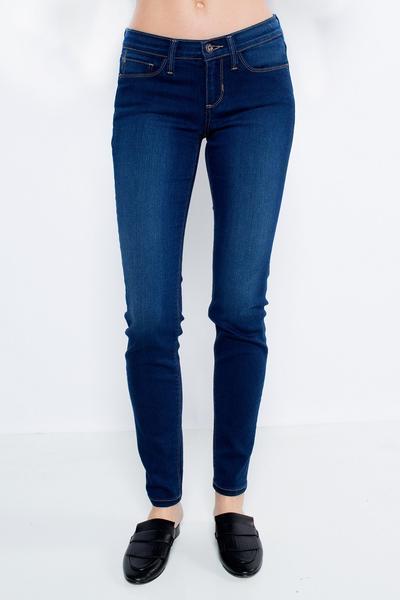 Skinny Low Rise Denim Jean