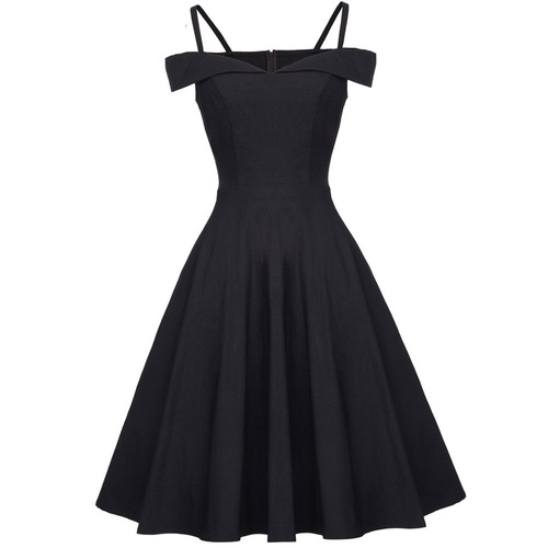 Clarice dress in black