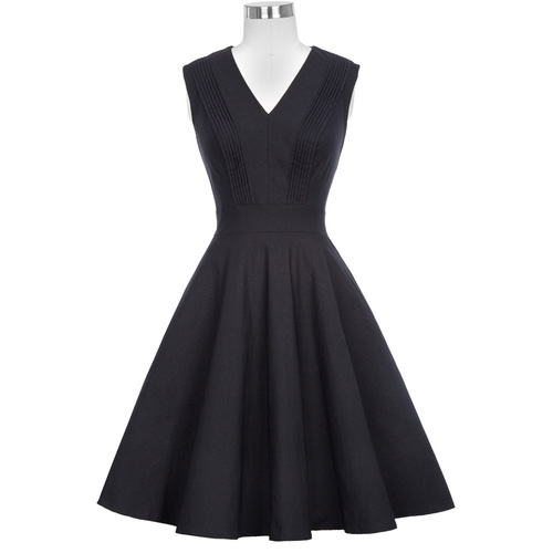 Amelia dress in Black