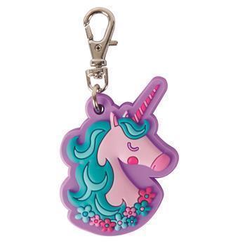 Unicorn Zipper Pull